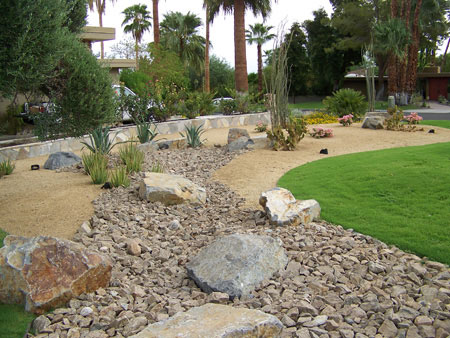 New Landscape Palm Desert Ca