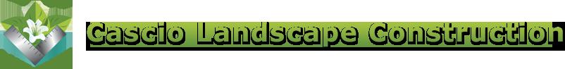 Cascio Landscape Construction